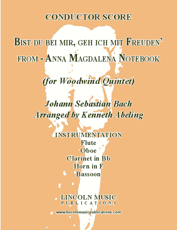 Woodwind Quintets by Lincoln Music Publications